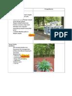 Daftar Spesifikasi Logistik