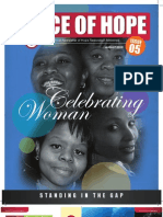 Voice Of Hope Magazine - August 2010