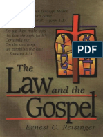 The Law and the Gospel - Ernest C. Reisinger (1)