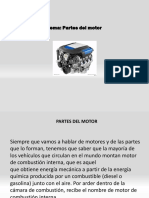 3. Partes Motor