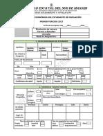 Ficha Socioeconomica y Registro de Inscripción Nivelacion 2017