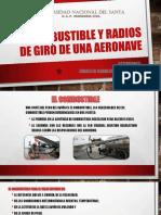 4. Combustible y Radios de Giro