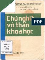 Chủ Nghĩa Vô Thần Khoa Học - Nguyễn Hữu Vui