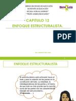 Cap 12 Enfoque Estructuralista