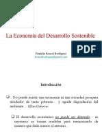 La Economía Del Desarrollo Sostenible (1)