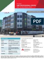 Vibe Professional Center Brochure (June 28, 2017)