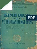 (1971) Kinh Dịch Với Vũ Trụ Quan Đông Dương - Nguyễn Hữu Lương