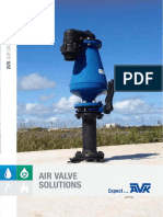 AVK UK Air Valve Brochure