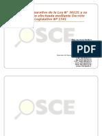 Cuadro Comparado Ley 30225 Dec Leg 1341 Vf