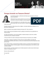 40-Por Que Investir No Tesouro Direto