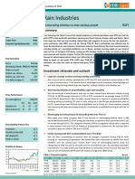 Rain Industries IDBI Capital IC