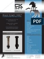 Black Knight 1000 Brochure
