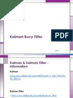 6-Kalman Bucy Filter