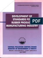 rubber products industry standard