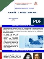 1ra Clase Ciencia e Investigacion