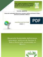 Presentacion Electronica-exposicion Oral-Desarrollo Sustentable en México- Liliana Esmeralda Perez Guillen