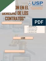 Analisis de Derecho