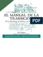 El manual de la transición