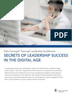 Secrets of Leadership Success in the Digital Age