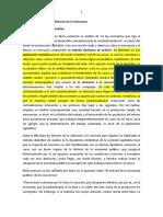 La Forma de Valor y El Fetichismo de La Mercancía - Corregido Por Eze
