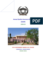 IQAC Cover Page