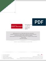 Evaluación Psicométrica de La Imagen Corporal- Validación de La Versión Española Del Multidimensiona
