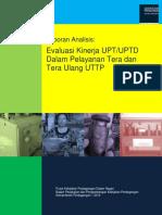 Analisis Evaluasi Pelaksanaan Pelayanan Tera Atau Tera Ulang UTTP
