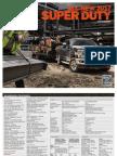 2017 Super duty brochure