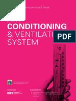 Vol 2 Airconditioning Ventilation UserGuide