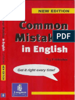 Common Mistakes in English-1