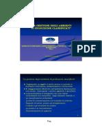 Gestione Ambienti Produzione Classificati Completo