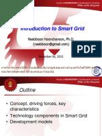Thailand Smart Grid