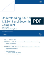 Understanding Iso 14644 and Becoming Compliant