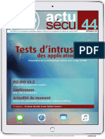 XMCO ActuSecu 44 Tests Intrusion IOS