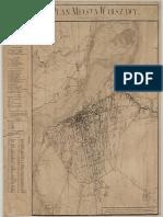 Plan Miasta Warszawy 11.5k Bach 1808.Large2