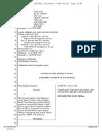 Pedro Figueroa-Zarceno Lawsuit