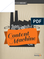 How Hubspot Does Inbound Creating a Content Machine