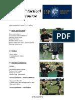 Program ESP Baton Course