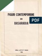 Figuri Contemporane Din Basarabia 1