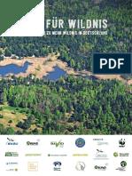 Wir Für Wildnis - Ein Leitfaden für Wildnis in Deutschland