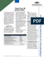 Sytrofoam- Panel Core