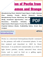 Production of Pectin from Citrus, Lemon and Orange Manufacturing Plant, Detailed Project Report, Profile, Business Plan, Industry Trends, Market Research, Survey, Manufacturing Process, Machinery, Raw Materials, Feasibility Study, Investment Opportunities, Cost and Revenue, Plant Economics, Production Schedule, Working Capital Requirement, Plant Layout, Process Flow Sheet, Cost of Project, Projected Balance Sheets, Profitability Ratios, Break Even Analysis