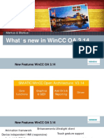 Wincc Oa User Days 2015 Whats New in Wincc Oa 3.14