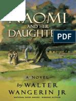 Naomi & Her Daughters by Walter Wangerin Jr., Excerpt