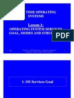 1 Os Services