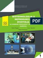 Biotehnologija u Reprodukciji Zivotinja