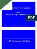 4 Device Management