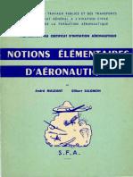 Notions Elementaires D-Aeronautique (Maldant-Salomon 1957) BQ