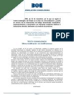 Control Metrológico Del Estado Sobre Manómetros, Vacuómetros y Manovacuómetros BOE-A-2006-21413-Consolidado