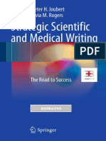 Strategic Scientific and Medical Writing